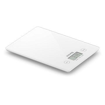 Siguro Essentials SC810W digitální bílá - Kuchyňská váha