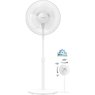 Siguro FN-G30 Forest Wind White - Ventilátor
