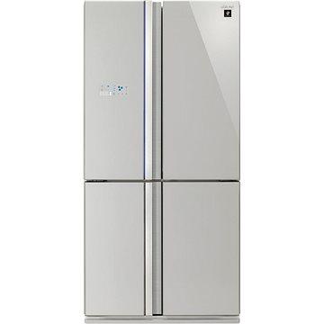 SHARP SJFS 820VSL SBS - Americká lednice