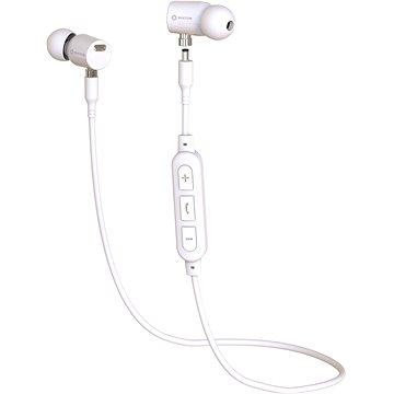 Buxton REI-BT 101 WHITE - Bezdrátová sluchátka