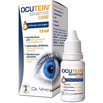 Ocutein SENSITIVE CARE oční kapky 15ml DaVinci - Oční kapky