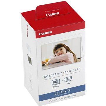 Canon KP-108IN  - Papíry a folie