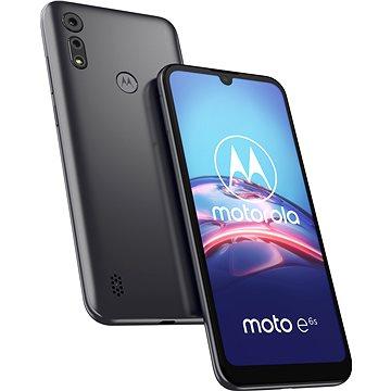 Motorola Moto E6s Plus 64GB Dual SIM šedá - Mobilní telefon