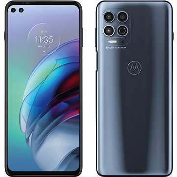 Motorola Moto G100 šedá - Mobilní telefon