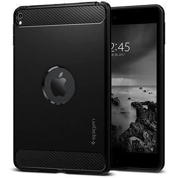 Spigen Rugged Armor Black iPad Mini 5 - Pouzdro na tablet