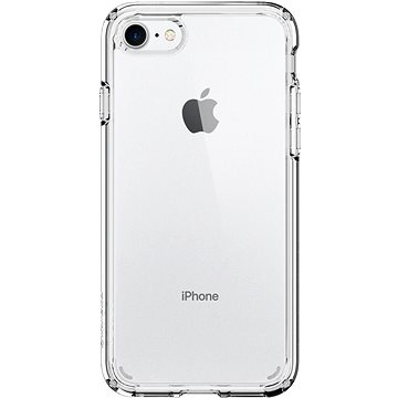 Spigen Ultra Hybrid 2 Clear iPhone 7 Plus /8 Plus - Kryt na mobil