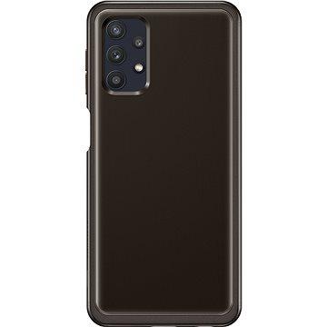 Samsung Poloprůhledný zadní kryt pro Galaxy A32 (5G) černý - Kryt na mobil