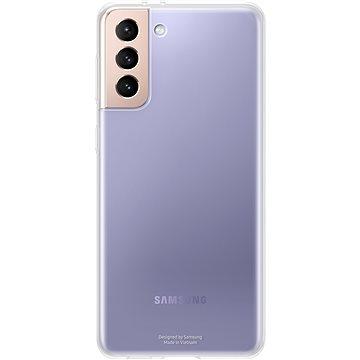 Samsung zadní kryt pro Galaxy S21+ průhledný - Kryt na mobil