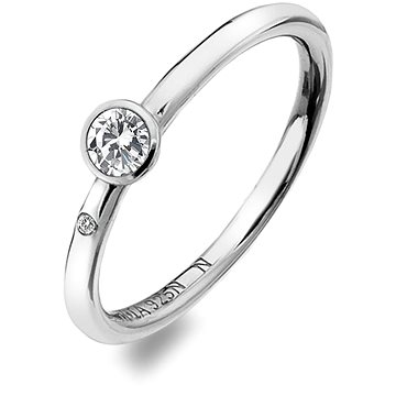 HOT DIAMONDS Willow DR206/S (Ag 925/1000, 2,00 g), vel. 59 - Prsten