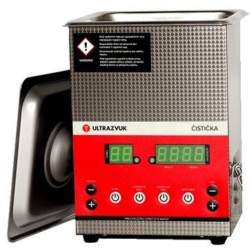 LABORATORY 2 Dual (DK120HTDS) - Ultrazvuková čistička