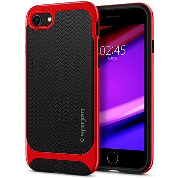 Spigen Neo Hybrid Red iPhone SE 2020/8/7 - Kryt na mobil
