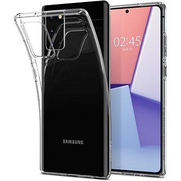Spigen Liquid Crystal Clear Samsung Galaxy Note20 - Kryt na mobil