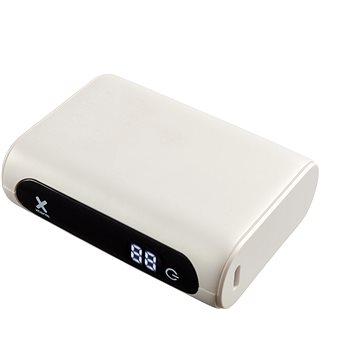 Xtorm USB-C Power Bank Go 10.000mAh - Arctic White - Powerbanka