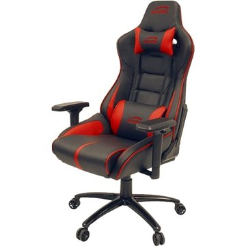 Speedlink ARIAC Gaming Chair Premium, black-red - Herní židle