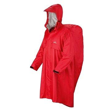 Ferrino Trekker L/XL - red - Pláštěnka