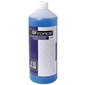 Force k doplnění 1000 ml modrý - Čistič
