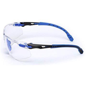 3M Solus Scotchg. modro-černé čiré - Ochranné brýle