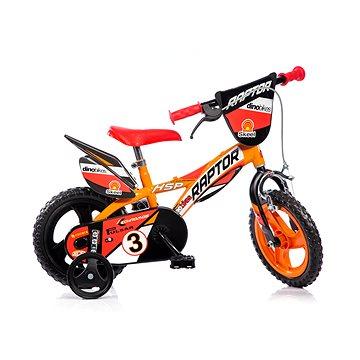 Dino bikes 12 Raptor - Dětské kolo
