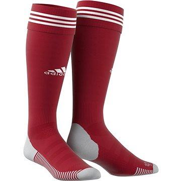 Adidas Adisock 18 červená/bílá vel. 40-42 - Štulpny