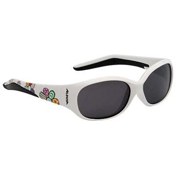 Alpina Flexxy Kids white flower - Cyklistické brýle
