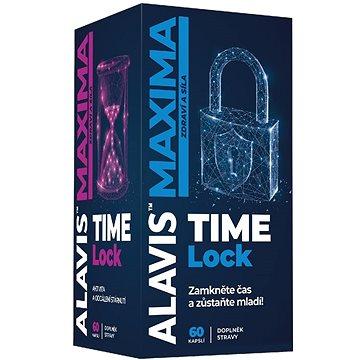 ALAVIS Maxima Time Lock 60 kapslí - Aminokyseliny