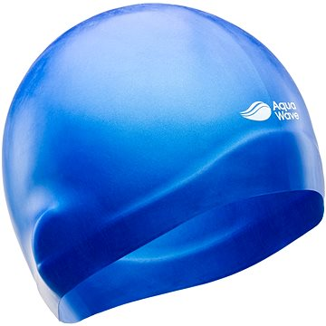 Aquawave PRESTI CAP modrá - Plavecká čepice
