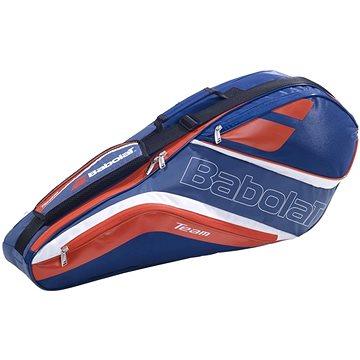 Babolat Team Line R. H. Badminton navy blue/red X 4 - Sportovní taška