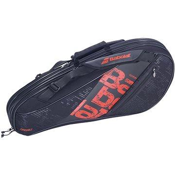 Babolat Team Line - RH EXPANDABLE  BLACK/RED - Sportovní taška