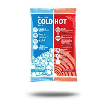 Mueller Reusable Cold/Hot Pack, gelový polštářek pro C&H terapii-střední - Chladivý a hřejivý sáček