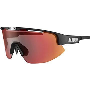 Bliz Matrix Black Brown w Red Multi - Cyklistické brýle