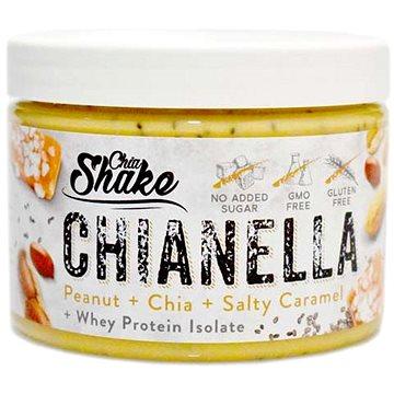 Chia Shake Arašídové máslo Chianella 300g - Máslo
