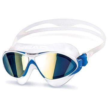 Head Horizon, zrcadlové, modrá - Plavecké brýle