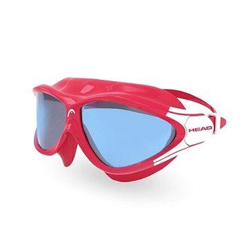 Head Rebel, modrá/červená - Plavecké brýle