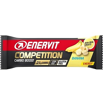 Enervit Competition Bar (30 g) banán-vanilka - Energetická tyčinka
