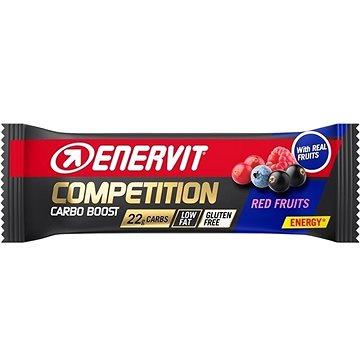 Enervit Competition Bar (30 g) červené ovoce - Energetická tyčinka