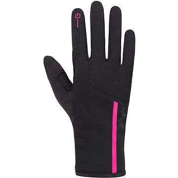 Etape Diana WS+ Black/Pink vel. L - Lyžařské rukavice