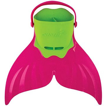 Finis Mermaid Fin Pacifica Pink - Ploutve