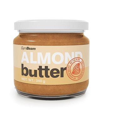 Gymbeam Mandlové máslo 100% 340g - Máslo