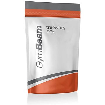 GymBeam True Whey 2500 g, chocolate stevia - Protein