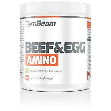 GymBeam Beef&Egg Amino, 500 tabs - Aminokyseliny