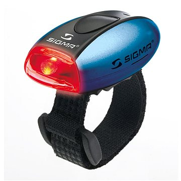 Sigma Micro modrá - Světlo na kolo