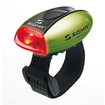 Sigma Micro zelená - Světlo na kolo
