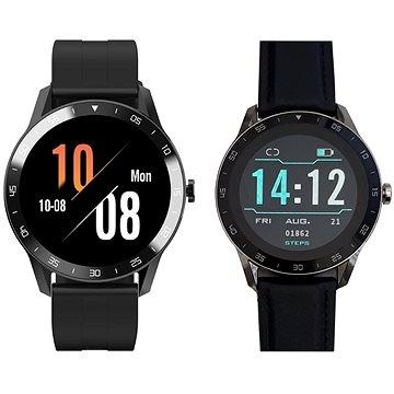 iGET Blackview GX1 Black - Chytré hodinky