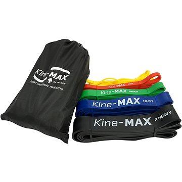 Kine-MAX Professional Super Loop Resistance Band Kit - Posilovací guma