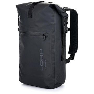 Loap Tobb černý - Městský batoh