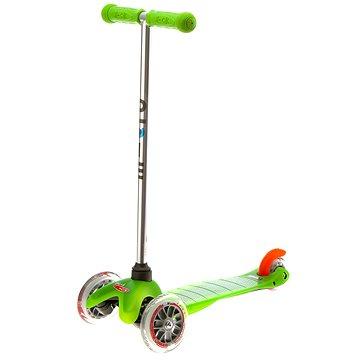 Micro Mini zelená - Dětská koloběžka