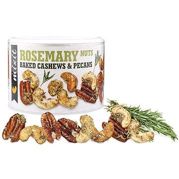 Mixit Oříšky z pece - rozmarýn a citronová tráva - Ořechy