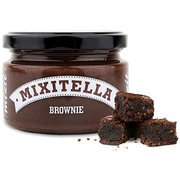 Mixitella Brownie - Ořechový krém