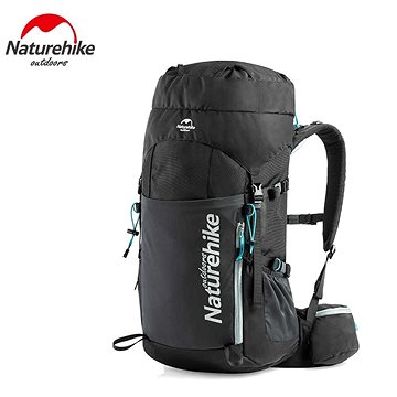 Naturehike Trekking 45 černý - Turistický batoh