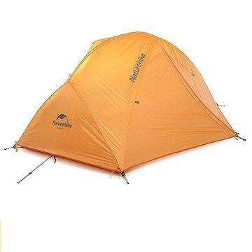 Naturehike stan kempingový Star River 210T 2350g - oranžový - Stan